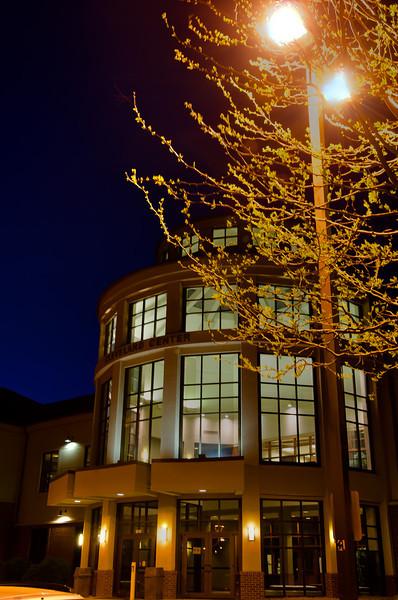 Cleveland Center Main Entrance