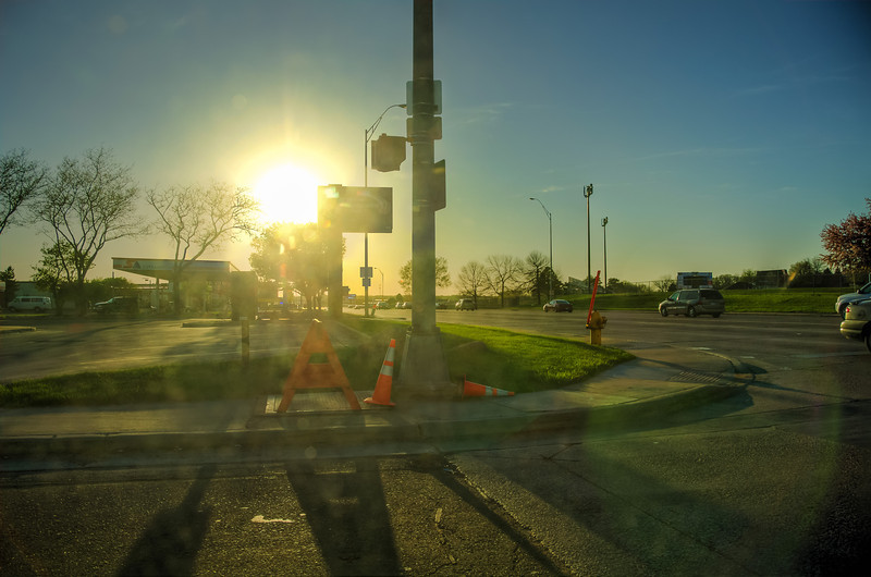 Turning Towards the Sun
