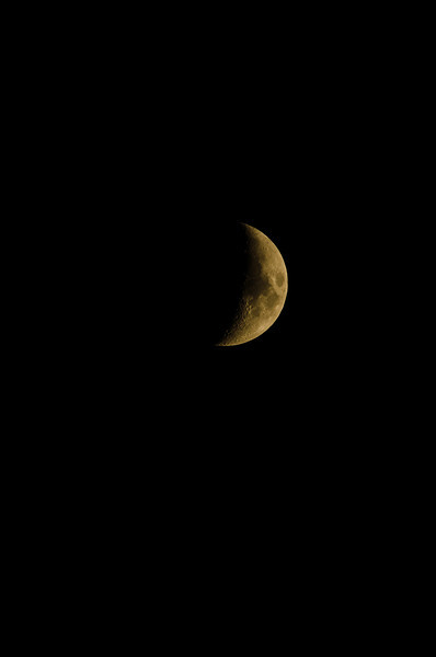 The Far Away Moon