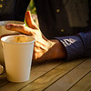 Morning Sunlight and Coffee