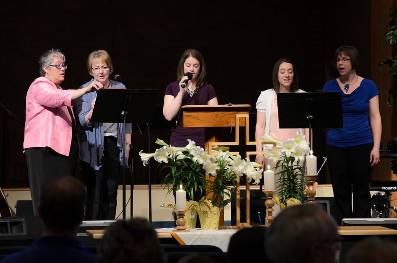 Quintet Ladies