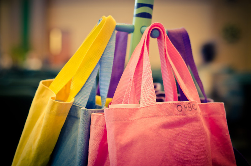 Colorful Bags