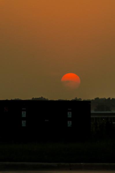 The Resting Sun