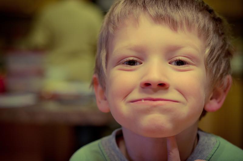 A Mouthful Smile