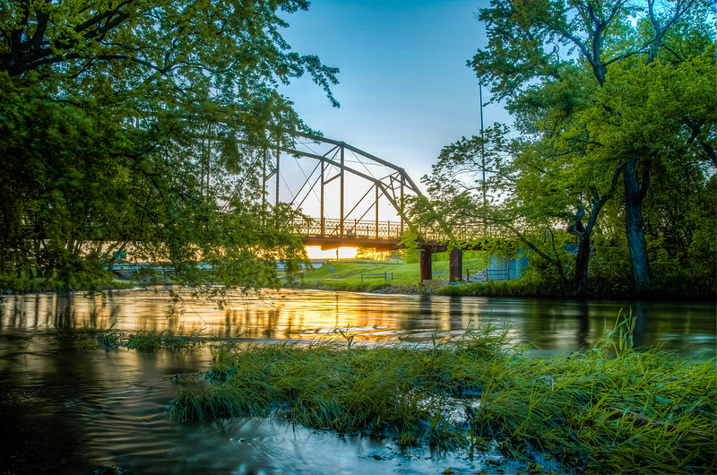 The Bridge By the Interstate