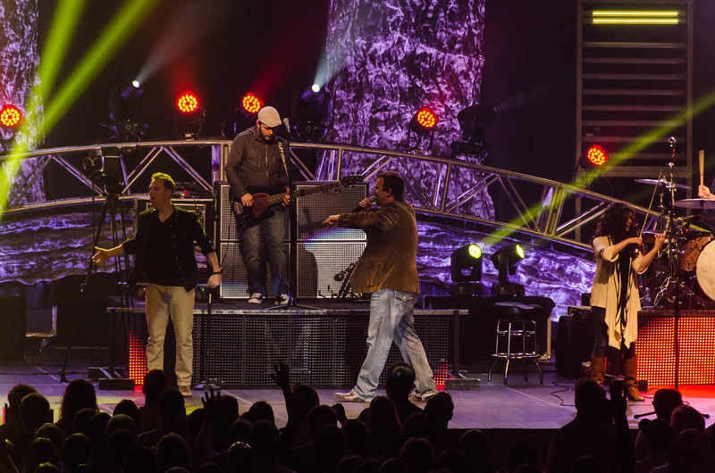 Casting Crowns and Matthew West