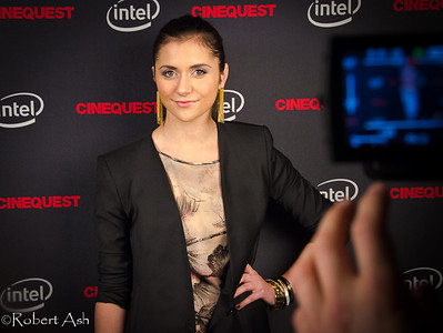 "Alyson Stoner  Cinequest's 2011 Emerging Maverick Award (aka 'Maverick Award') recipient. Alyson currently plays in ""Phineas and Ferb"" on the Disney Channel. Alyson has played in films such as ""Cheaper By The Dozen [1&2]"" with Steve Martin, ""Step-Up [all 3 of them]"", ""That's So Raven"" and ""Drake and Josh"" among others. She has also performed as a dancer in Missy Elliott, Eminem, Will Smith and other artists' music videos."