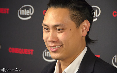 "Jon Chu, film director, screenwriter and cinematographer. Jon was chosen to present the Maverick Award to Alyson Stoner.  Jon directed ""Step-Up 2"", ""Step-Up 3-D"", ""Justin Bieber: Never Say Never"", ""G.I. Joe 2"" and other films, and was the screenwriter for his first two films, ""Silent Beats"" and ""When the Kids are Away""."