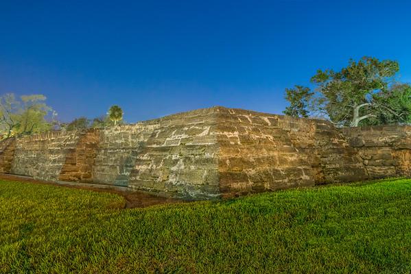 Turnbull Ruins - New Smyrna Beach, FL
