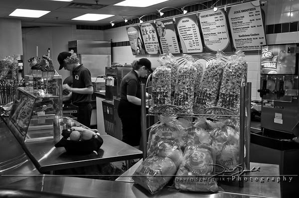 Snack Bar - Minnesota Zoo - Apple Valley, MN