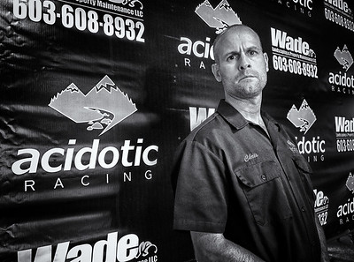 Chris Dunn Owner & Athlete, Acidotic Racing 2012 Loon Mountain Race