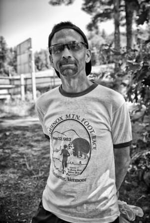 Dave Dunham 2012 Cranmore Hill Climb