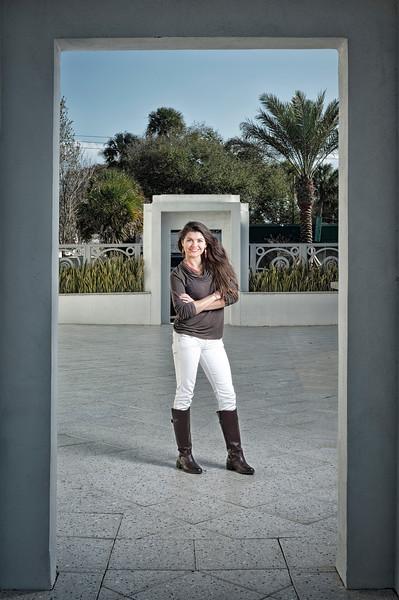 Portrait made in Ormond Beach, FL