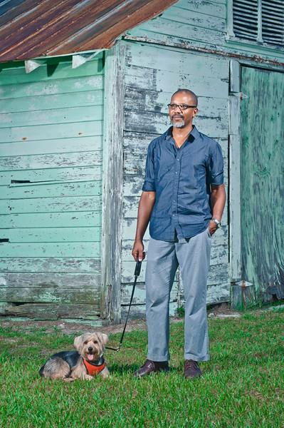 Portrait made in New Smyrna Beach, FL
