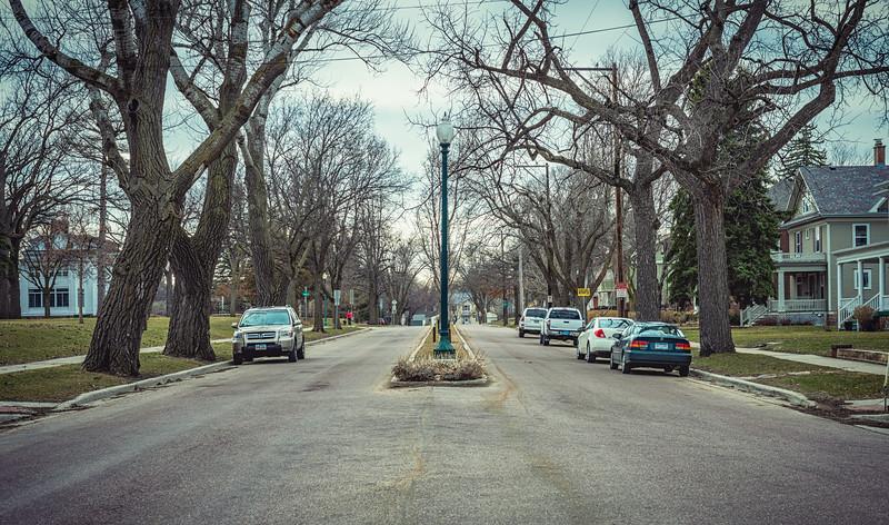 The Historic Boulevard Street