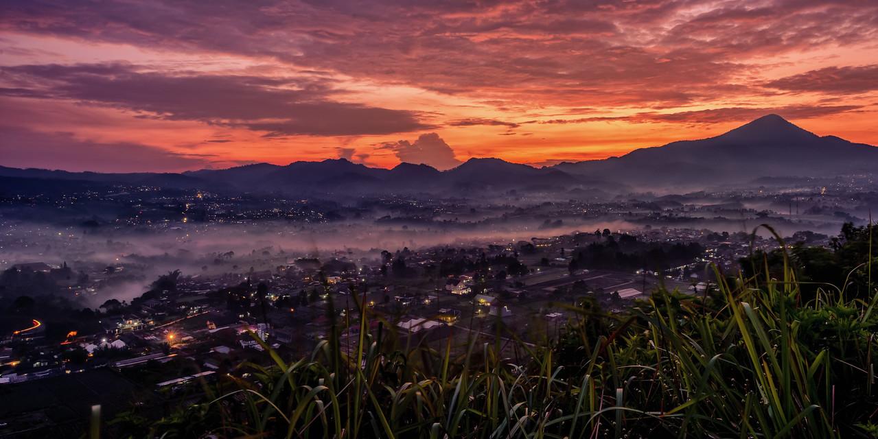 Fog Over Lembang