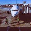 LAX, Terminal 8, Gate 85