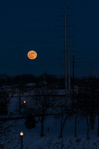 The First Moon of 2018