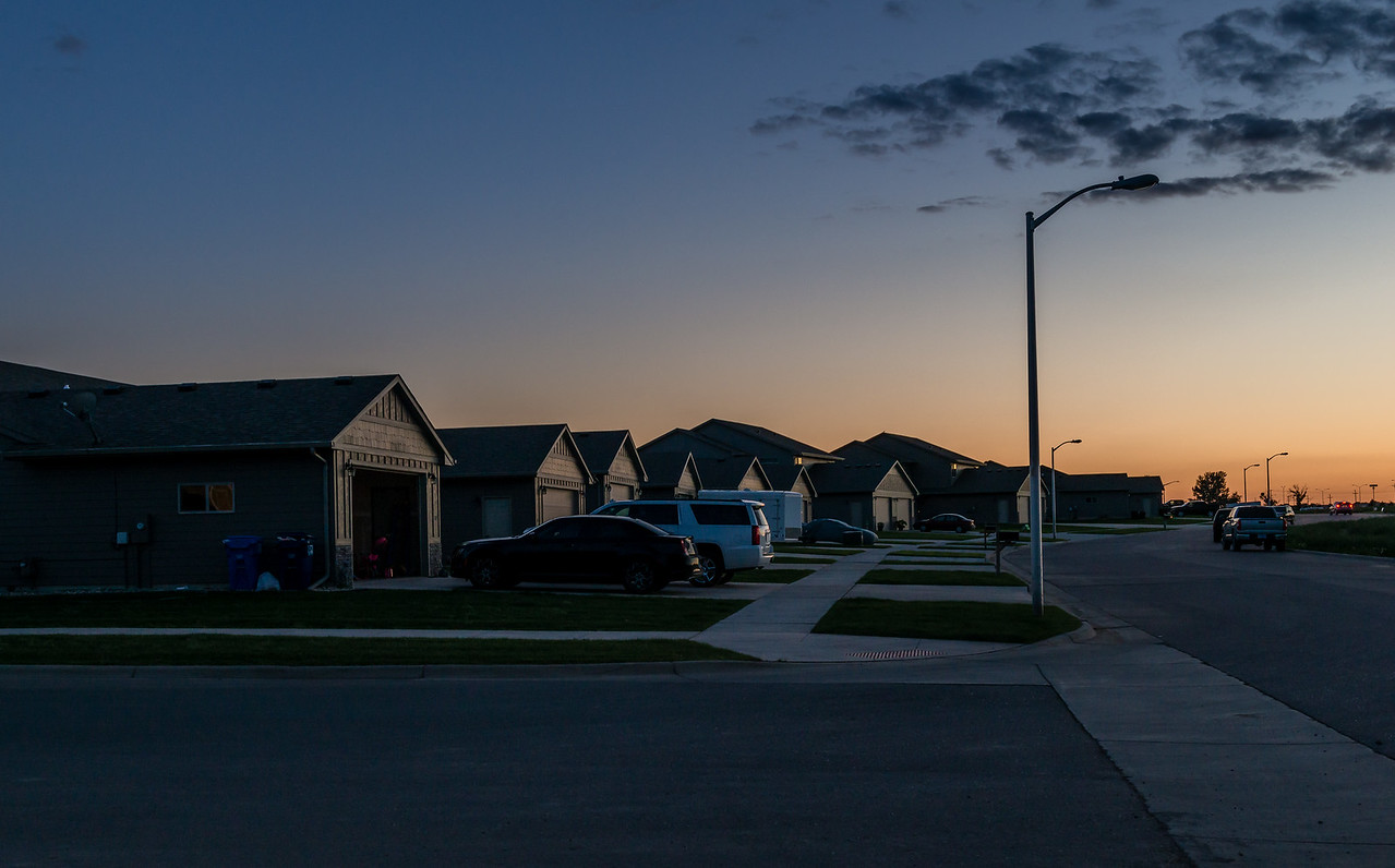 Quiet and Peaceful Neighborhood