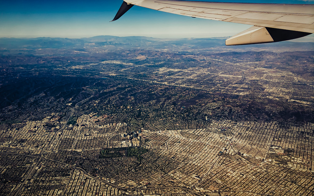 Beverly Hills from Afar
