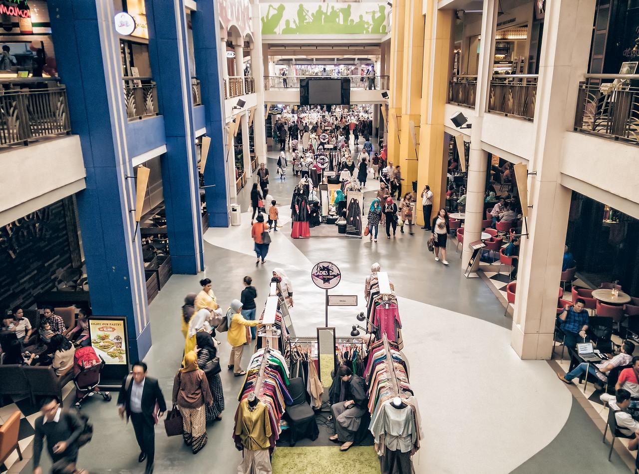 Mall Activities