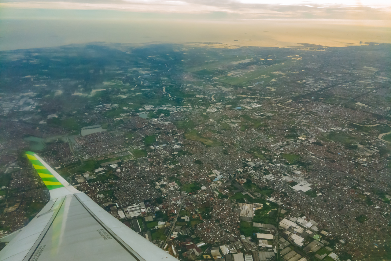 Banking Over CGK