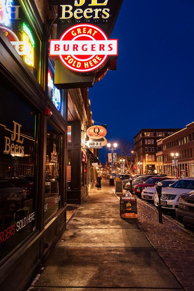 Downtown JL Beers
