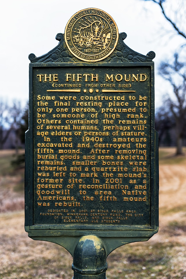 The Fith Mound Continued