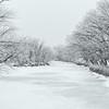 Frozen Big Sioux River