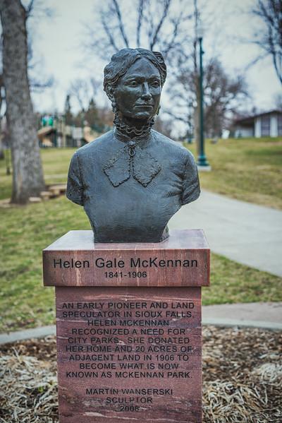 Helen Gale McKennan
