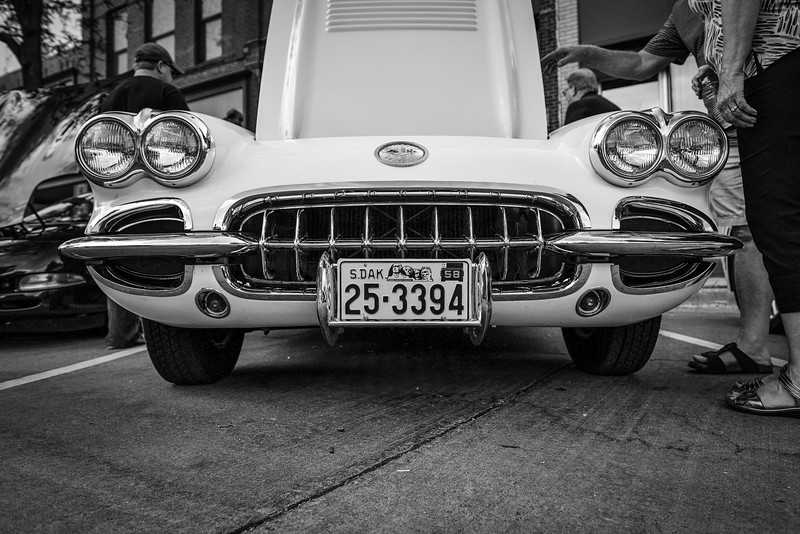 Classic 1958 Corvette