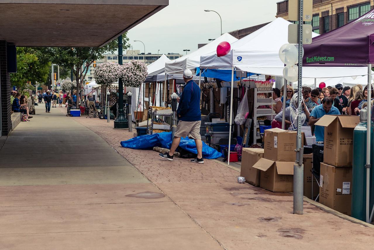 Sidewalk Art Festival