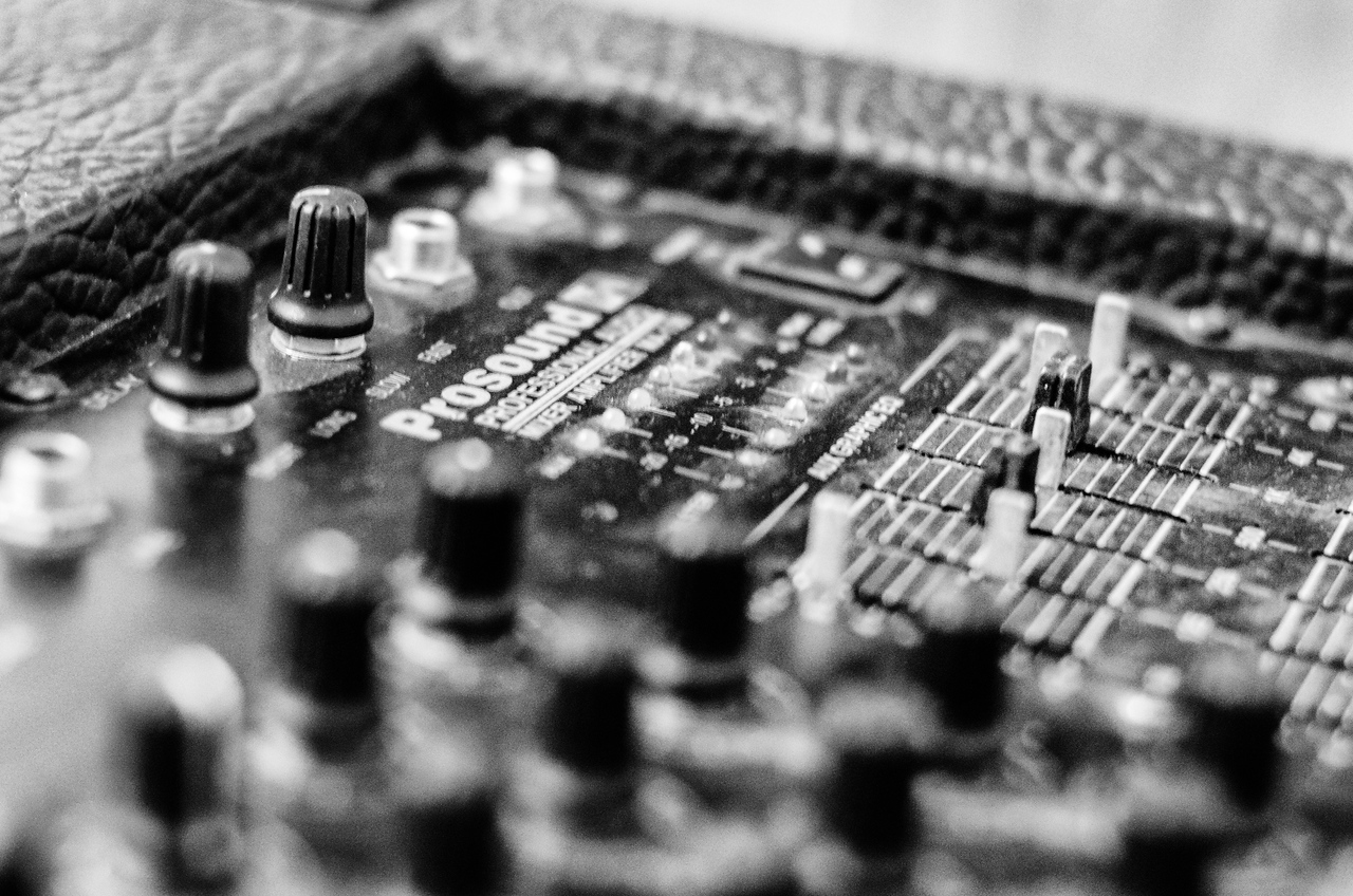 Knobs, Faders, and Switches