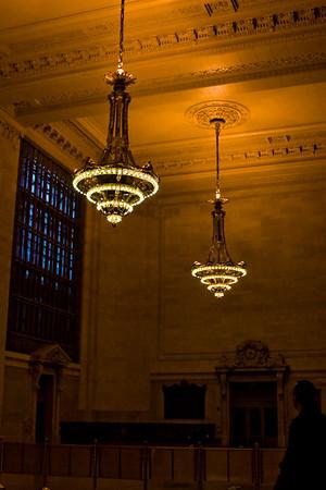 Noticing the Previously Unnoticed<br /> <br /> Vanderbilt Hall, Grand Central Station.
