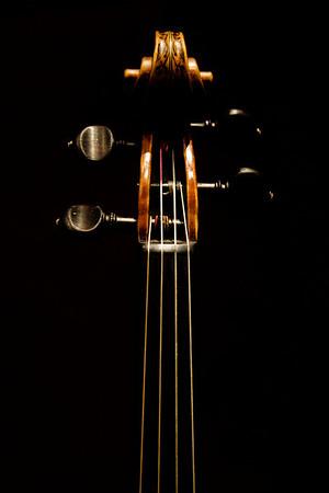 Violin by Antonio Stradivarius. Cremona, 1687.
