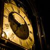 Joseph Ellcott's tall case clock