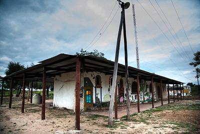 Base de La Higuera / La Higuera base - Las Hacheras