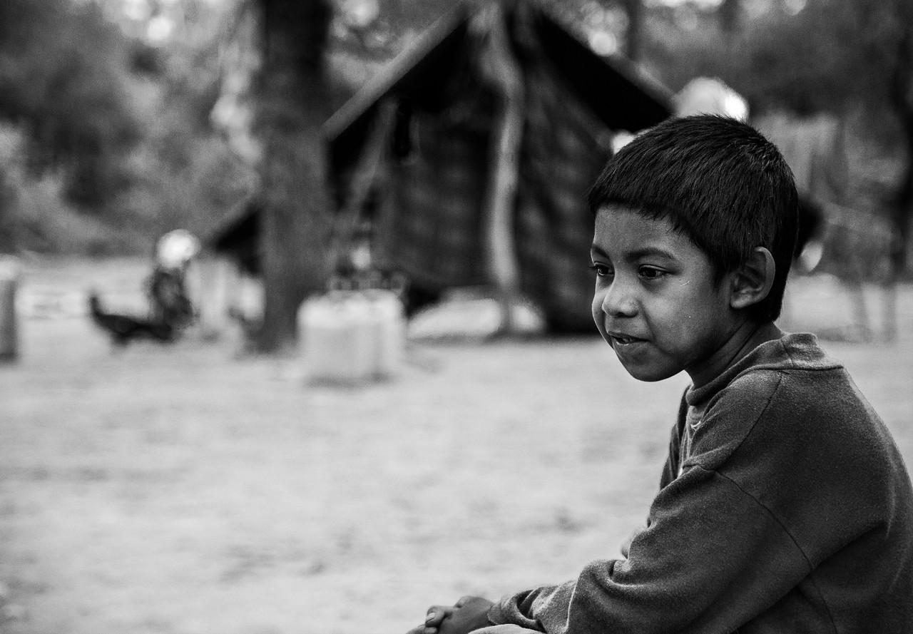 Niño / Child - Paraje Las Hacheras