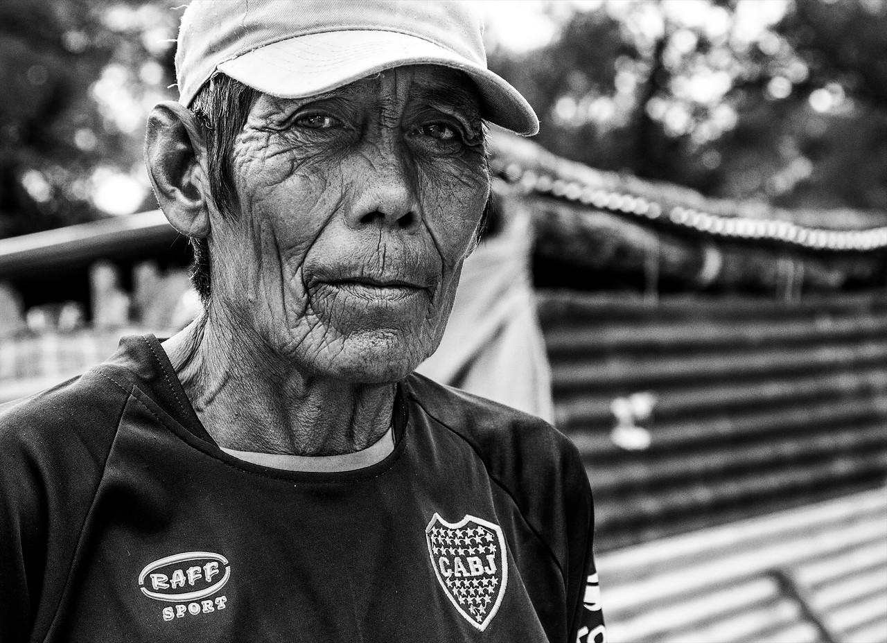 Sr Peña / Mr Peña - Paraje Las Hacheras
