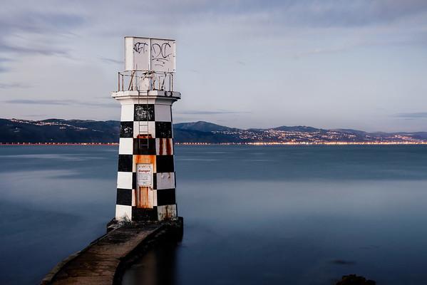 Point Halswell Lighthouse - Wellington