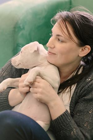 SPCA Street appeal campaign