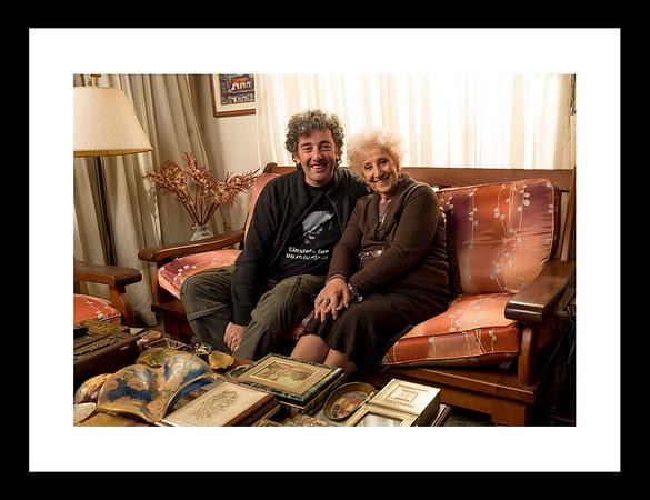 Estela and Ignacio