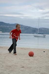 Beach Football - Oriental bay