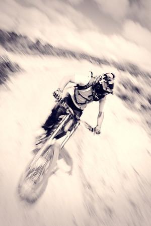 Bike Blur AKA Don't get hit by the bike!