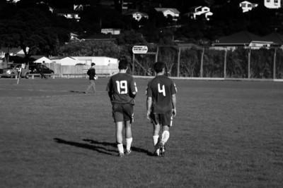 Best of mates - Wellington Football