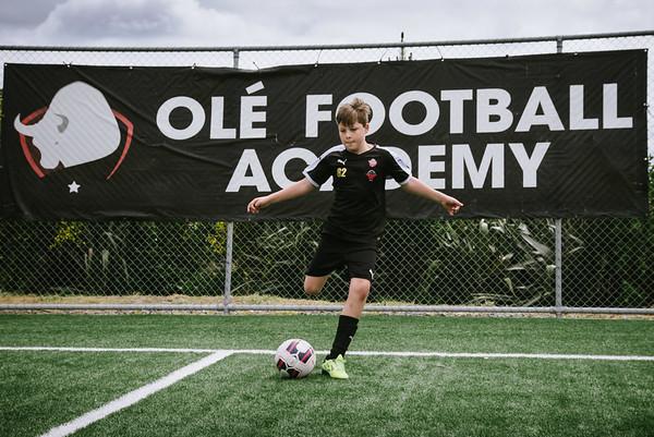 Olé Football Academy