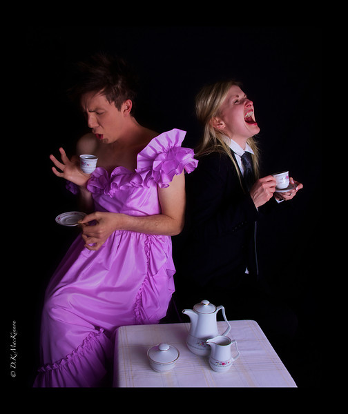"""He: """"Next time, my dear, let's go for coffee."""""""