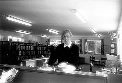 <font size=3><u> - Amy Clarkson, Head Librarian 19??- 19??  - </u></font> (BS0557)