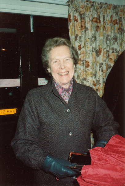 <font size=3><u> - Dr. Anne Millar - </u></font> (BS1002)  Photographed at Millstream in 1989.