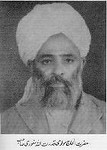 Hazrat Alhaaj Maulvi Qudratullah Sanuri